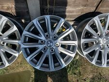 5 X Genuine 17 Inch MITSUBISHI L200 Alloy Wheels X5 7.5J ET38 6 Stud Bargain