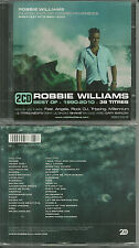 ROBBIE WILLIAMS Le meilleur de ROBBIE WILLIAMS BEST OF ( 2 CD ) NEUF EMBALLE NEW