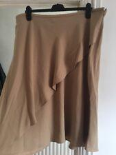 BNWT Ralph Lauren Camel Beige Knee Length Skirt Size 18 (6)