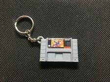 Sunset Riders 3D CARTRIDGE KEYCHAIN super nintendo snes collectible