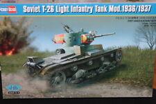 NEW Hobby Boss (83810):Soviet T-26 Light infantry Tank au 1/35