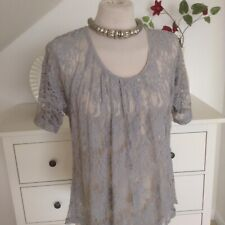 Lacy Top by Phase Eight. Size M (12-14)