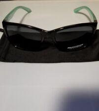 d4f2dad74c NWOT Sm.framed Skechers Plastic Blk. Aqua Green sunglasses