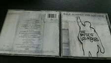 Rage Against The Machine  the battle of los angeles Edition CD