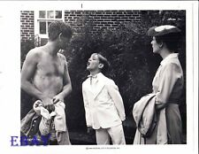 Richard Thomas barechested VINTAGE Photo September 30, 1955