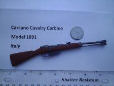 1/6 WWI WWII Homemade Italian Carcano Cavalry Carbine Model 1891