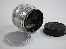 Lens MC Jupiter-3 1.5/50mm. M39. FED, Zorki, micro 4/3, Sony NEX. s/n 6302883.