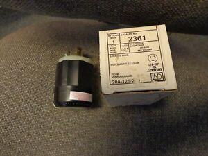Leviton 2361  Locking Plug