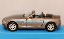 Modellauto/Maisto/Power Racer/Pullback/BMW Z 4/ silbergrau /3+ / OVP