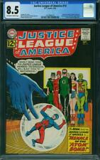 Justice League of America #14 CGC 8.5 -- 1962 - Atom joins. #2025966010