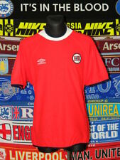 4/5 Norway adults XL 2000 retro football shirt jersey trikot soccer