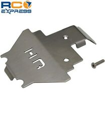 Hot Racing For Traxxas TRX-4 Stainless Steel Center Skid Plate STRXF332C