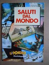 ALBUM SALUTI DAL MONDO  - IL MONELLO Maggio 1972  [G392]