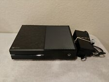 Microsoft Xbox One (model 1540) 500GB Black Console and Power Supply