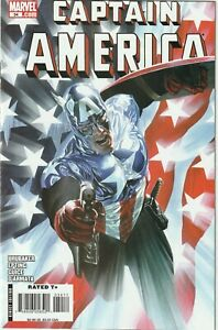 Captain America # 34 Ross Cover NM+ Marvel 1st Appearance Of Bucky As Cap