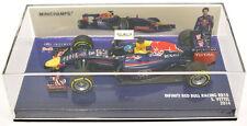 Minichamps Infiniti Red Bull Racing RB10, S Vettel 2014, 1:43 Scale 410140001