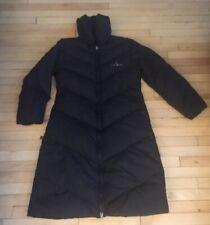 Baby Phat Women's Nylon Puffer Down Jacket Coat Sz L