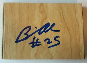 Al Jefferson Indiana Pacers Signed Autographed Mini Floorboard