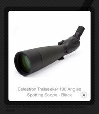 Celestron TrailSeeker 100 Angled Spotting Scope