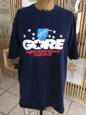 Vintage AFT Gore President 2000 USA shirt