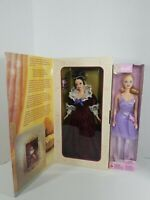 LOT of 2 Beautiful Barbies Hallmark Special Edition Sentimental and Ballet Star