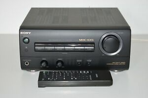 Sony TA-EX5 Stereo Integrated Amplifier Hi-Fi Separate 6 Line Inputs - JAPAN