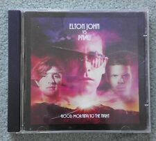 Elton John vs Pnau - Good Morning To The Night - Original CD Issue for the UK
