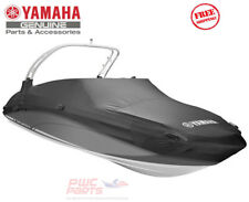 YAMAHA OEM Delux PREMIUM Black Boat Mooring Cover 2017-2018 212X MAR-212TR-BK-17
