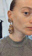 Kalinger Vintage Clip On Earrings