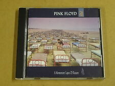 CD / PINK FLOYD ‎– A MOMENTARY LAPSE OF REASON