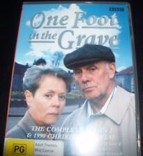 One Foot In The Grave Series 2 + 1990 Christmas Special (Aust R 4) DVD Like New