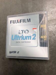 FujiFilm LTO Ultrium 2 Data Cartridge 200GB/400GB - NEW Dell
