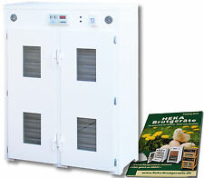 HEKA Incubation-system - for up to 33.000 hens-eggs monthly - completely mounted