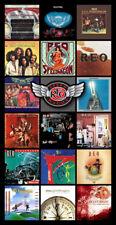 "REO SPEEDWAGON album discography magnet (3.75"" x 4.75"")"