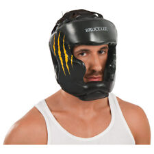 Bremshey Kopfschutz Leather Pro Kopfschützer Trainingskopfschutz Boxen, Gr. S-M
