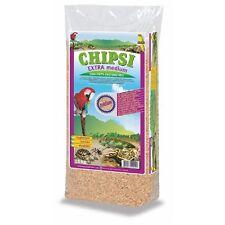 CHIPSI EXTRA Medium 15kg für kleinere Reptilien, Großvögel, Schildkröten u.a.