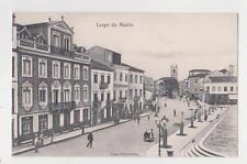"Ponto Delgado,Sao Miguel,Azores,""Largo da Matriz"",c.1909"