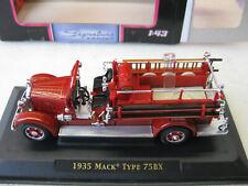Signature 430010 Feuerwehr American MACK TYP 75BX Neu OVP