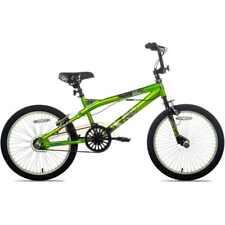 """20"""" Kent Chaos Boys' Freestyle Bike, Green"""