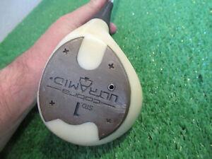 COBRA ULTRAMID STD DRIVER GOLF CLUB TT GOLD PLUS R200 REGUAR STEEL RH RARE