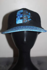 Black Jack Baseball Cap SnapBack Black One Size