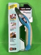 Black & Decker - 3.6-Volt Ni-Cad Cordless Power Scissors - Blue