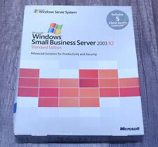 Microsoft Windows Small Business Server R2 Standard Edition T72-01411 GENUINE
