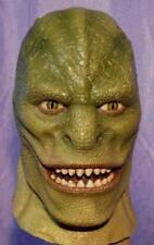 THE LIZARD LATEX MASK -- SPIDERMAN Cosplay Costume Marvel Reptile Life Size Prop