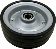 2 X Finishing Mower Wheels Tractor Mounted 3 Blade Mower Replacement 205 X 75mm