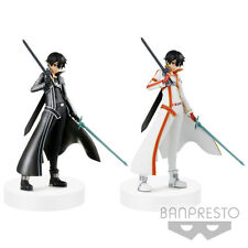 "SQ Sword Art Online SAO II Kirito 6"" PVC Figure Banpresto (100% Authentic)"