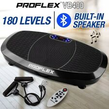 Vibration Platform Oscillation Gym Workout Exercise Fitness Machine w/ Remote