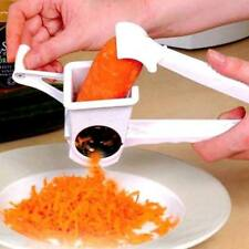 Multi-function Hand Rotating Cheese Grater Rotary Ginger Slicer Kitchen Gadget