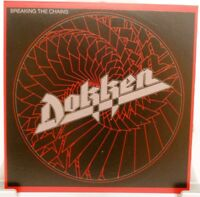 DOKKEN + CD + Breaking The Chains + Special Edition + 10 Songs Glam Metal (7)