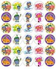 Team Umizoomi Cupcake Toppers Edible Wafer Paper BUY 2 GET 3RD FREE!